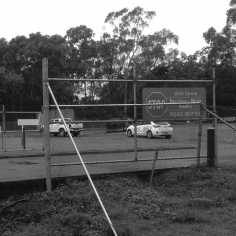 West Nowra Waste and Recycling Facility